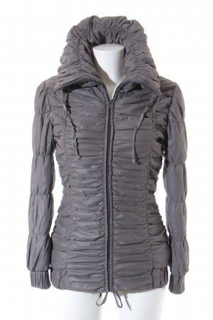 Stefanel Outdoorjacke taupe Casual-Look