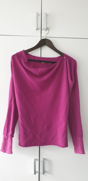 Stefanel Wool Sweater violet
