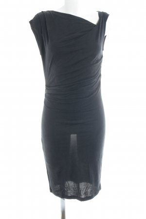 Stefanel Tube Dress black elegant