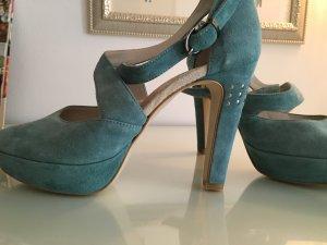 Stefanel Schuh in Eisblau NEU Original ❤️