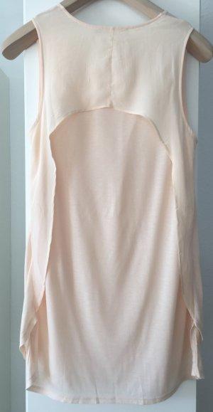 Stefanel Shirt mit schönem Rückendetail