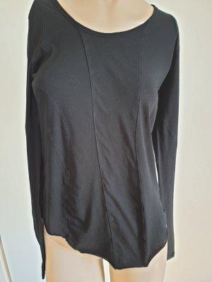 Stefanel Oversized shirt zwart