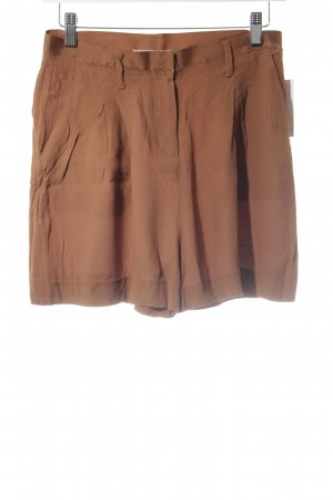 Stefanel Shorts cognac Casual-Look