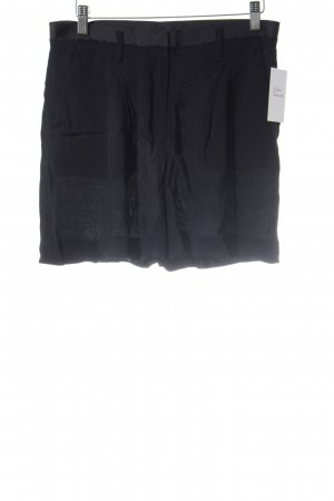 Stefanel Shorts schwarz Casual-Look