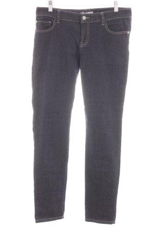 Stefanel Skinny Jeans bronzefarben Casual-Look