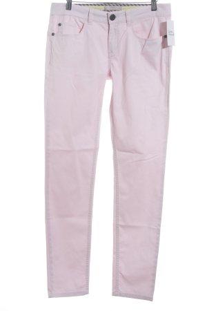 Stefanel Slim Jeans hellrosa Casual-Look