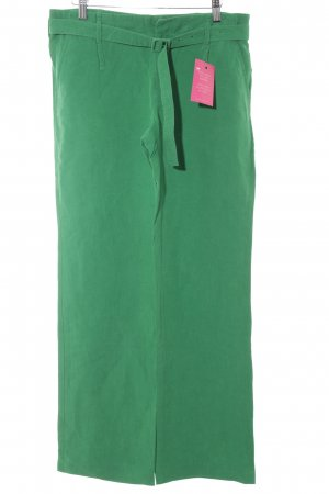 Stefanel Stoffhose grün Casual-Look