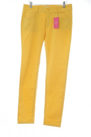 Stefanel Straight-Leg Jeans goldorange Casual-Look