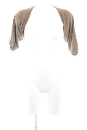 Stefanel Bolero lavorato a maglia bronzo stile casual