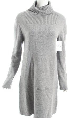 Stefanel Strickkleid grau klassischer Stil