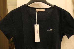 Stefanel T-Shirt marineblau  38/40 (DE) M