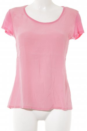 Stefanel T-Shirt pink Casual-Look