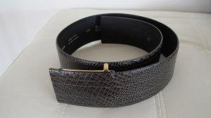 Stefanel Waist Belt multicolored leather