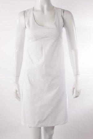 Stefanel Trägerkleid weiß