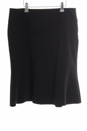 Stefanel Tulip Skirt black business style