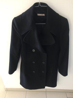 Stefanel Manteau en laine noir