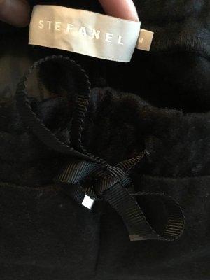 Stefanel Woolen Trousers black