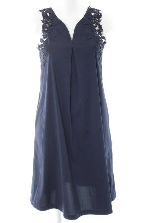 Steffen Schraut A-Linien Kleid blau Elegant