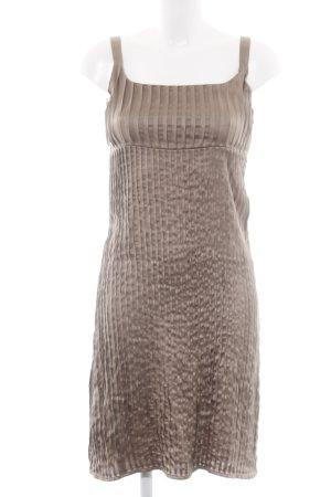 Steffen Schraut A-Linien Kleid nude-braun Elegant