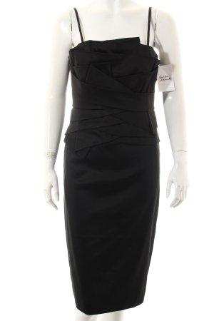 Steffen Schraut Abendkleid schwarz Elegant