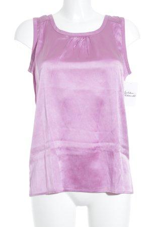 Steffen Schraut ärmellose Bluse pink Casual-Look