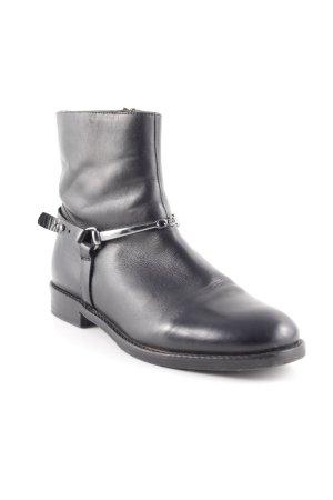 Steffen Schraut Ankle Boots schwarz Elegant