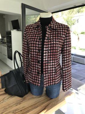 Steffen Schraut Boucle Blazer Chanel Stil Jacke 36