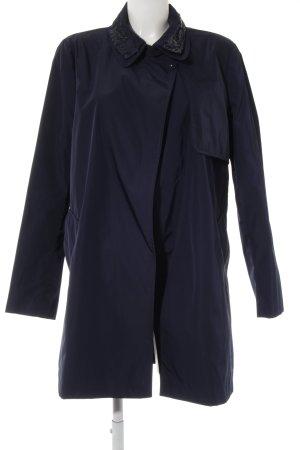 Steffen Schraut Geklede jas donkerblauw elegant