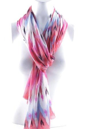 Steffen Schraut Halstuch abstraktes Muster Casual-Look