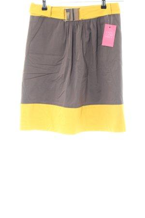 Steffen Schraut High Waist Skirt light grey-primrose casual look