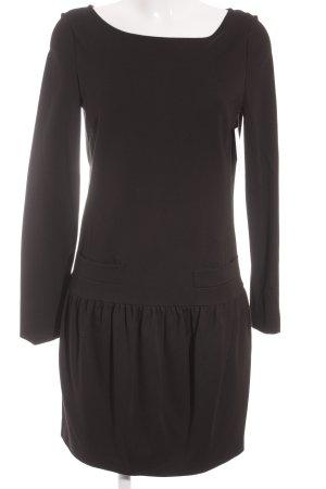 Steffen Schraut Jerseykleid schwarz Elegant