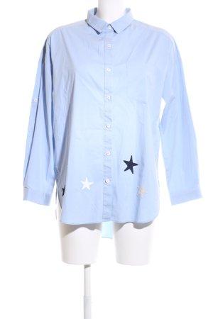 Steffen Schraut Long Sleeve Shirt blue casual look
