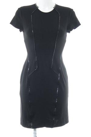 Steffen Schraut Minikleid schwarz extravaganter Stil
