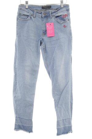 Steffen Schraut Slim Jeans blassblau-graublau Casual-Look