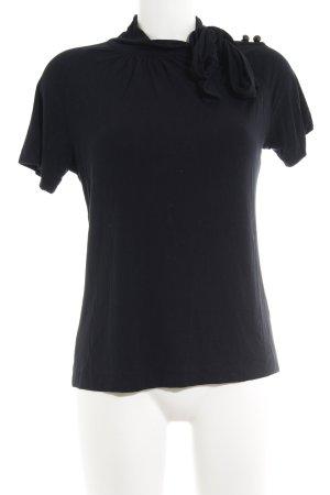 Steffen Schraut T-shirt nero stile semplice