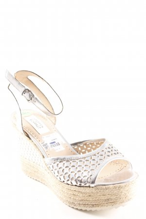 Steffen Schraut Wedge Sandals multicolored beach look