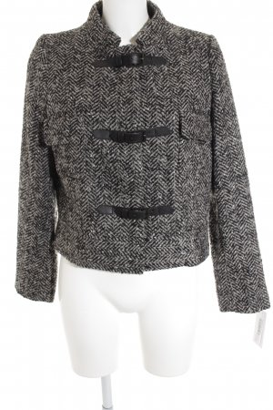 Steffen Schraut Wool Jacket herringbone pattern casual look