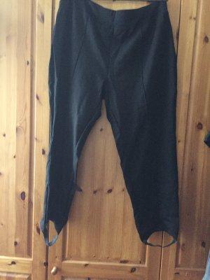 bpc selection Vastgebonden broek zwart Viscose