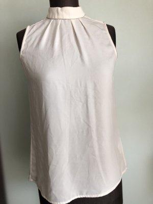 Stehkragen Top Bluse Gr 34 36 XS von H&M