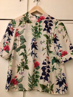 Vero Moda Stand-Up Collar Blouse multicolored