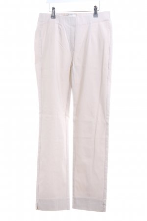 Stehmann Pantalón elástico blanco look casual
