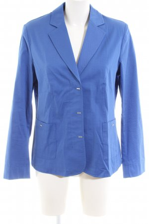 Steilmann Kurz-Blazer blau Business-Look