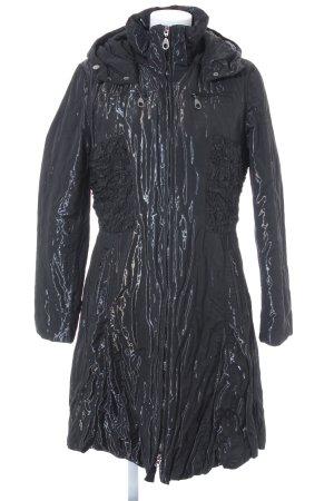 Steilmann Heavy Raincoat black