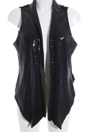 Steilmann Strickweste schwarz Elegant