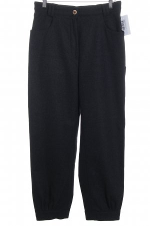 Steinbock Woolen Trousers anthracite casual look