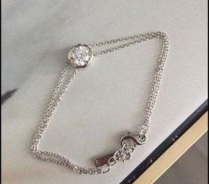 Jette Silver Bracelet silver-colored