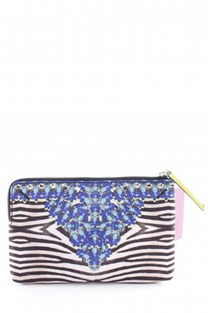 Stella & Dot Clutch Animalmuster Animal-Look