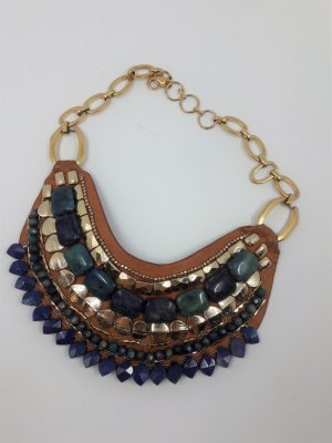 Stella & Dot Leder Collier