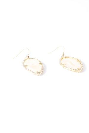 Stella & Dot Pendant d'oreille doré élégant