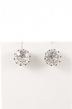 Stella & Dot Ear stud silver-colored elegant